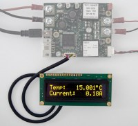 DPY-1113 TEC Status Display-Kit