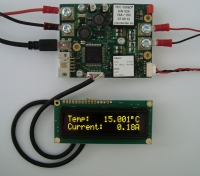 TEC Status Display Kit DPY-1113