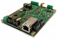 Quantum Cascade Laser Diode Driver with Integrated TEC Controller